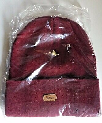 $ CDN70 • Buy Supreme Beanie Red/Bordeaux 100% AUTHENTIC (BRAND NEW) Rare Edition