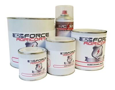 ARCFORCE Tractor & Machinery Enamel Gloss Paint - David Brown Poppy Red • 32.42£