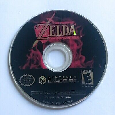 $27 • Buy Legend Of Zelda: The Wind Waker & Ocarina Of Time (GameCube, 2003) Disc Only