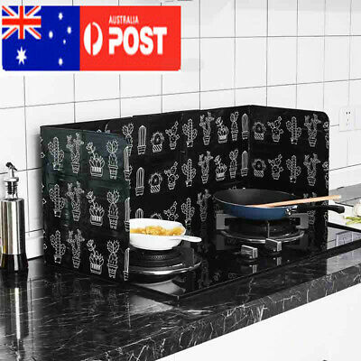 AU11.99 • Buy Kitchen Cover Screen Anti-Splatter Oil Splash Shield Guard VW Cooking Frying Pan