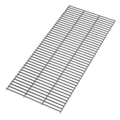 £33.95 • Buy Replacement Heavy Duty Stainless Steel BBQ Cooking Grill 6mm Mesh Rack Grate Net