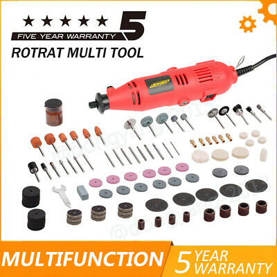 234pc Rotary Multi Tool Set Dremel Compatible Accessories Mini Drill Hobby • 27.17£