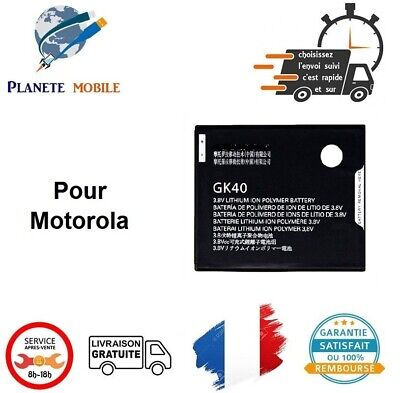 AU24.68 • Buy Batterie Type GK40 Pour MOTOROLA Moto G4 Play 2700mAh