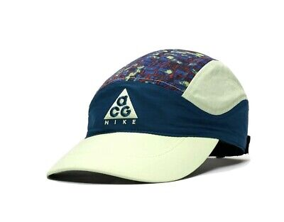 $ CDN30 • Buy Nike UNISEX ACG Tailwind 5 Panel Hat Blue Force Barely Volt ONE SIZE BRAND NEW