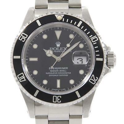 $ CDN11211.65 • Buy Authentic ROLEX 16610. Submariner Date Automatic  #260-003-638-0862