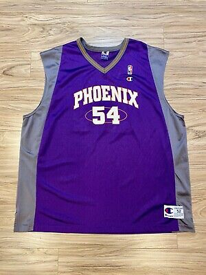 $ CDN75 • Buy Vintage Champion Rodney Rodgers Phoenix Suns #54 NBA Jersey Sz 52 Authentic