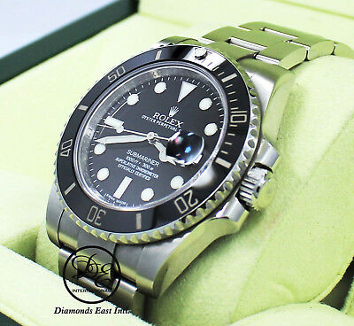 $ CDN15777.48 • Buy Rolex Submariner 116610 Date Ceramic Bezel Watch Box And Papers Mint Condition