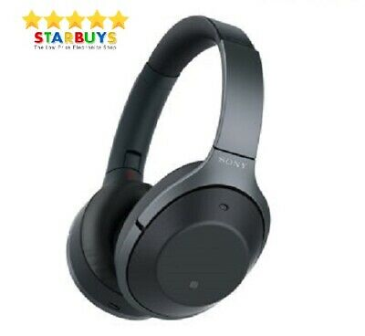 AU305.07 • Buy Sony WH-1000XM2 Noise Cancelling Wireless Bluetooth NFC Hi-Res Stereo Headphones