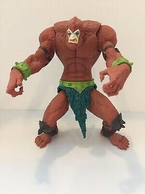 $11.59 • Buy 2001 Masters Of The Universe Beast Man Figure 200x MOTU