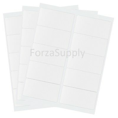 $3.99 • Buy Self-Adhesive Laser Printer Shipping Mailing Address Labels For EBay PayPal More