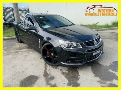 AU22990 • Buy 2014 Holden Ute VF MY14 SV6 Ute Extended Cab 2dr Spts Auto 6sp 3.6i Automatic A