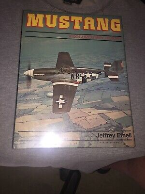AU30 • Buy Mustang  By Jeffrey Ethell Signed Book