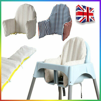 £9.55 • Buy Babychair Seat Covers Insert Mat Cushion Washable Fold Able 0-3 Years Antilop B
