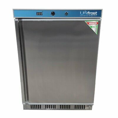 Commercial Stainless Steel Fridge Under Counter Unifrost R200 • 510£