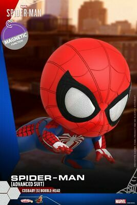 $ CDN38.99 • Buy Hottoys COSB769 Spider Man Advanced Suit Ver. Mini Cosbaby Doll Model Toys