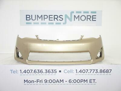 $135 • Buy OEM 2012 2013 2014 Toyota Camry L/LE/XLE/Hybrid LE/Hybrid XLE Front Bumper Cover