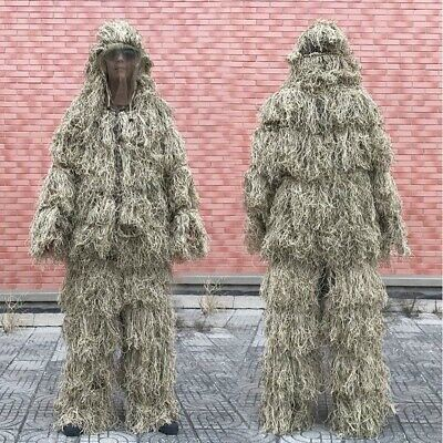 AU64.60 • Buy CS Bionic Grass Ghillie Suit Yowie Sniper Camouflage Suit Rifle Cover Hunting
