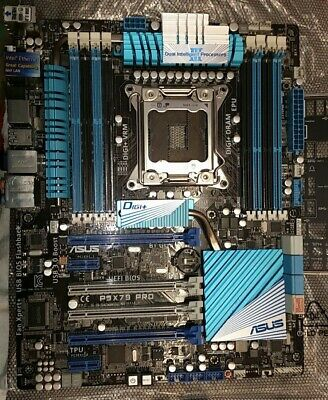 AU50 • Buy Asus Motherboard P9x79 Pro For Parts