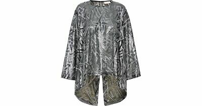 AU149 • Buy Sass & Bide OF THE CLAN Metallic Sequin Top NEW RRP $370 Size 42 12 Free Post