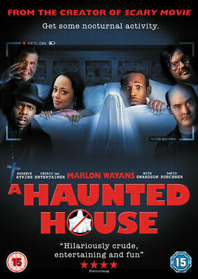 A Haunted House DVD (2013) Marlon Wayans, • 9.99£