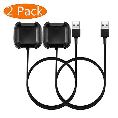 $ CDN14.17 • Buy Charger For Fitbit Versa/Lite Edition/Special Edition,KingAcc 2-Pack 3.3f... New