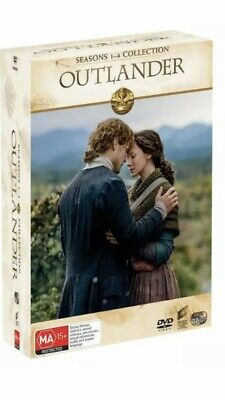 AU120 • Buy BRAND NEW Outlander : Season 1-4 Box Set Plus Complete Season 5