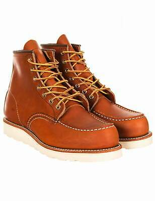 Red Wing 875 Heritage Work 6  Moc Toe Boot - Oro-Legacy • 269£