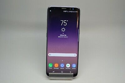 $ CDN242.41 • Buy Samsung Galaxy S8 SM-G950U - 64GB - Orchid Gray (Unlocked/AT&T/T-Mobile) Great!