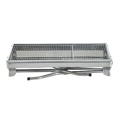$ CDN145.41 • Buy 29  Stainless Steel Portable Folding Charcoal BBQ Grill Outdoor Camping Backyard