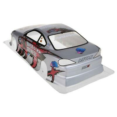 1/10 RC Car Body Shell Modification 190mm On Road Drift For Nissan S15 • 9.84£