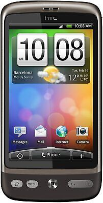 HTC Desire A8181, 576Mb, 3G, Orange Locked, Black. Android • 20£
