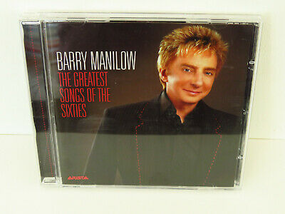 Barry Manilow - The Greatest Songs Of The Sixties CD Album (2006) • 3£