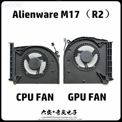 $ CDN25.94 • Buy Laptop Replacement Part For Dell Alienware M17 (R2) CPU & GPU Cooling Fan