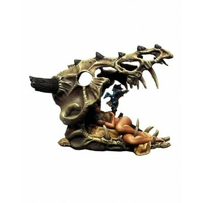 Kabuki Studio COLLECTOR ED. Mother Of Dragons Unpainted 35mm1/50th Figure Kit • 22.99£