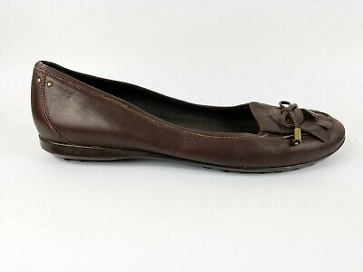 £16.99 • Buy Next Sole Reviver Brown Leather Slip On Shoes Uk 8 Eu 42