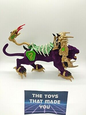 $90 • Buy 200x Masters Of The Universe Mecha-Bite Panthor **COMPLETE & MINT**
