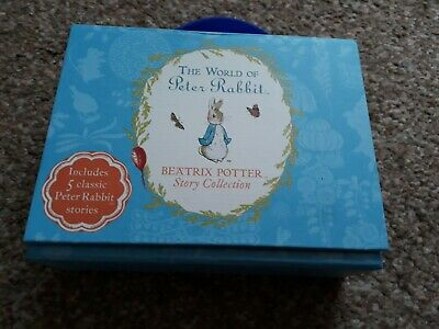 £9.99 • Buy The World Of Peter Rabbit Story Collection