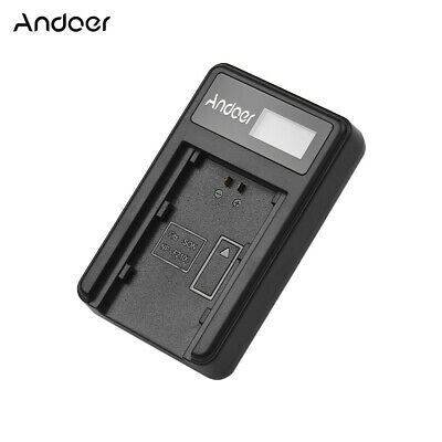 $ CDN11.14 • Buy USB Battery Charger Plate F/ So Ny NP-FZ100 Battery A7III A7RIII A7SIII A9 E2D6