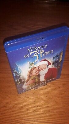 MIRACLE ON 34TH STREET Bluray US Import Region Free (classic 40s Christmas Film) • 9.99£