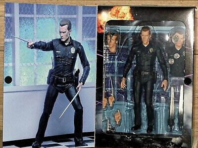 £45.36 • Buy NECA Terminator 2 Ultimate T-1000 7 Inch Action Figure Judgement Day New/Sealed