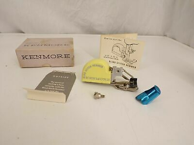 1964 Sears Kenmore Automatic Blind Stitch Hemmer 6081 • 27.02£