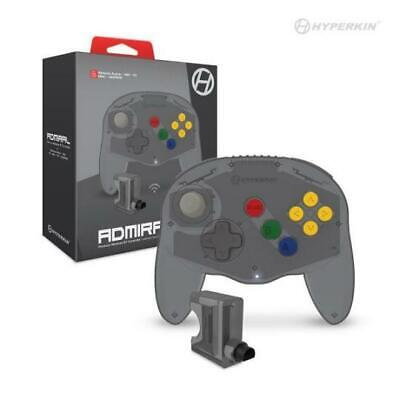 AU79.99 • Buy Hyperkin Admiral Premium BT Controller For N64/PC/ Mac/ Android (Space Black)
