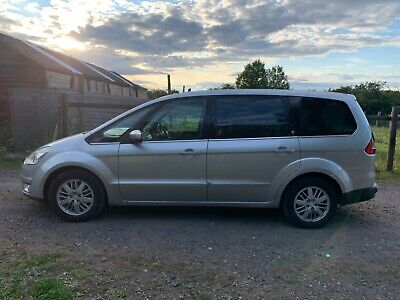 2007 Ford Galaxy 7 Seater 1.8 TDCI Ghia MPV People Carrier Manual Gearbox • 2,795£