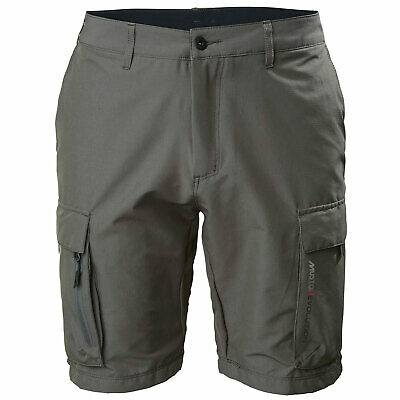 2020 Musto Evolution Deck UV Fast Dry Shorts - Charcoal - EMST025 • 70£