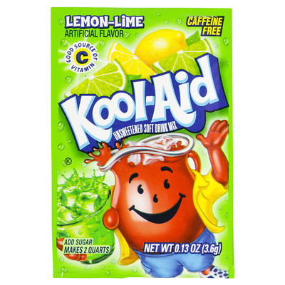 Kool Aid 3.9/6.2g Sachets American Candy Sweets- You Choose Qty/Flavour • 4£