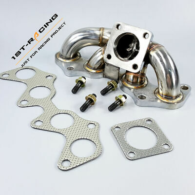 AU169.99 • Buy CT9 Turbo Exhaust Manifold For 96-99 Toyota Starlet EP82/ EP85/ EP91 1.3L 4EFTE