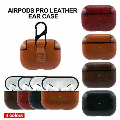 AU7.15 • Buy For AirPods Pro Case Protective Leather Holder Bag Apple Earphone Accessories PQ