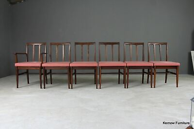 6 Younger Teak Dining Chairs • 325£
