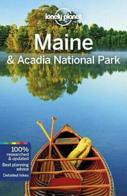 £6.90 • Buy Lonely Planet Maine & Acadia National Park (Regional Guide) #X1376U