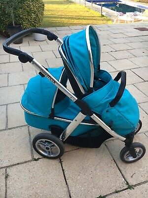 £150 • Buy Oyster Max Double Pushchair